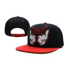 Obat bius sialan yang dapat topi Baseball hip hop topi pet topi - International