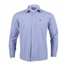 Obermain Kemeja Pria Levi Shirt Blue