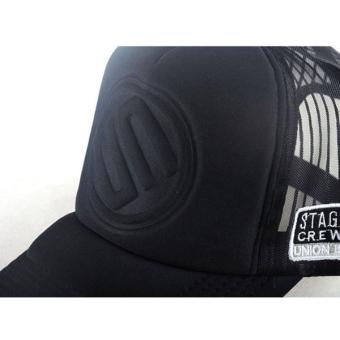 Ormano Topi Hip Hop Snapback Stars Cap Putih - Daftar Harga Terbaru ... cee2048b32