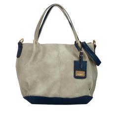 Palomino Brigitte Handbag - Blue/L Grey