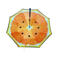 Payung Terbalik Kazbrella Payung Unik Mobil Reverse Umbrella Gagang C. Source · Payung Terbalik Gagang C - Orange
