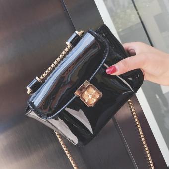 Persegi kecil perempuan baru tas besar tas tas (Hitam). Source · Permen berwarna