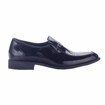 Harga Playboy Sepatu Formal Pria Sergio Loafers 1 - Hitam - PriceNia.com 12f38b9722