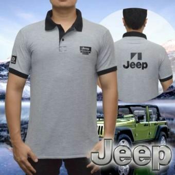 Polo Shirt Jeep Sporty