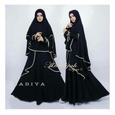 Premierfashionstore Sabiya Syari'i - Black