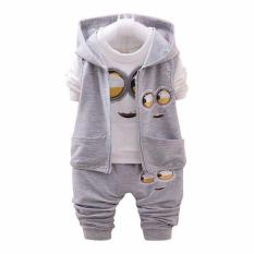 Premierfashionstore Set 3in1 Minion Smile - Abu