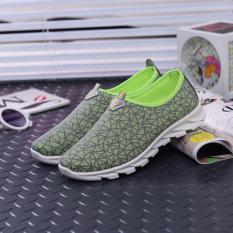 Promo Sepatu Pria Wanita - Korea style - Grey