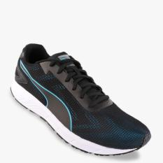 Puma Engine Men's Running Shoes - Hitam