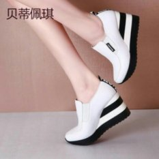 QUEEN: Boots Bowling BL01 - Putih