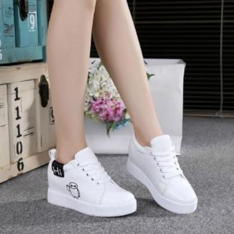 QUEEN: Sneaker MD19 Syntetic - Putih
