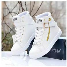 RAFISHA-Boot ANBU [WHITE]