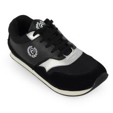 Raindoz Casual Sneakers List - Hitam