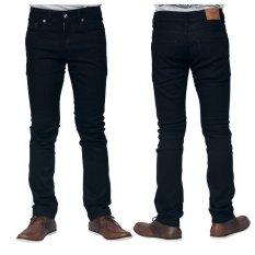 Raindoz Celana Jeans Pria Casual - Hitam