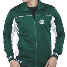 Raindoz Jacket Simple - Hijau
