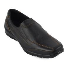 Raindoz Pantofel Casual Simple - Hitam