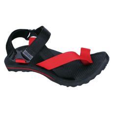 Raindoz Sandal Casual Pria/Sandal Gunung Pria Raindoz RLR 320 Hitam Kombinasi