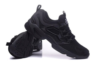 Reebok FURY ADAPT Running Shoes Light Comfortable Running Shoes Men's Cashion Shoes(black) - intl