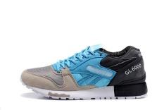 Reebok Mens Casual Shoes GL6000 Sports Shoes Running Shoes Reebok Classical Walking Shoes (grey Blue) - intl