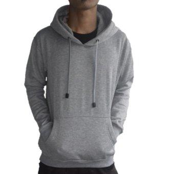 Refill.s jaket jumper polos(abu misti)