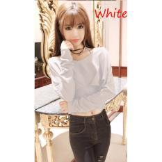 Harga REYN SHOP Blouse Chiki Top Putih Atasan Wanita Baju Source Jual .