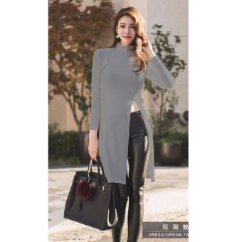 REYN SHOP Vivien Dress Misty | Baju wanita | Dress wanita | Dress Misty