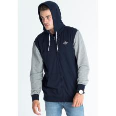 Rip Curl Dawn Patrol Zip Thru Hood - Navy