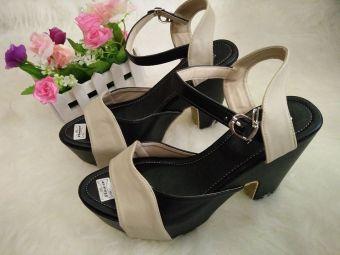 RSM High Heels Sepatu wanita black - S064B