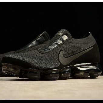 Running Sneakers For Air Vapormax Fly Shoes Knit 924501-001 Men(Black) - intl