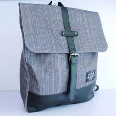 Saco - Alaska Backpack - Dark Grey
