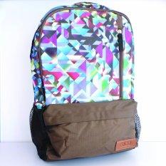 Saco - Tribal Backpack - Brown
