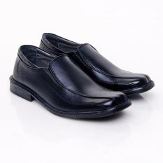 Salvo sepatu pantofel KF817-hitam
