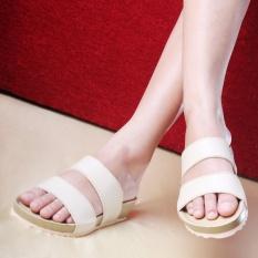 Salvora sandal trendy PW03 Krem