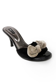 Sandal Wanita Heels ELTAFT SD728 - Black