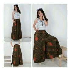 Sb Collection Rok Maxi Lilit Nadia Batik Long Skirt Multicolor Source · SB Collection Celana Kulot Rok Atina Batik Jumbo Long Pant Coklat