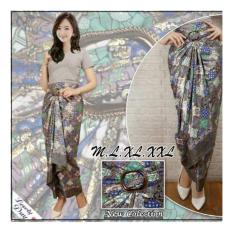 ... SB Collection Rok Maxi Lilit Chichi Batik Long Skirt Multicolor