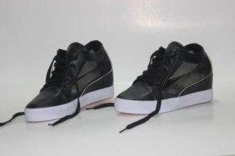 Sepatu Fashion Wedges / Wedges BS006 - Hitam
