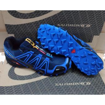 Sepatu Import Salomon Speedcross 3 Men Running Shoes High Quality