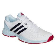 Sepatu Tennis Adidas Barricade Court 2 - AQ2389 - Putih