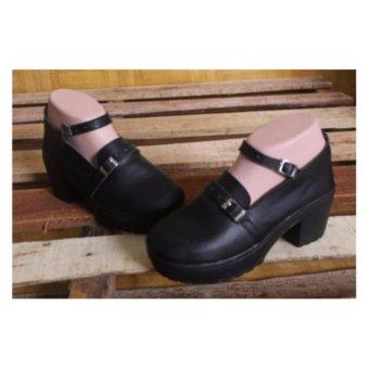 Sepatu Wanita Heel SFE - Black