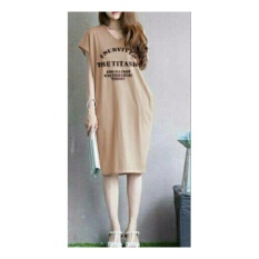 Shopping Yukz Dress Wanita Vive - Cream