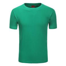 Simple Style Man T Shirt Cotton, S-XXXL Size, Green - Intl