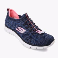 Skechers Empire Sharp Thinking Women's Running Shoes - Navy