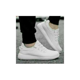 Sneakers wanita / Sepatu wanita Replika adidas Yeezy Boots Putih