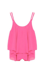 Summer Loose Tank Tops (Rose Red)