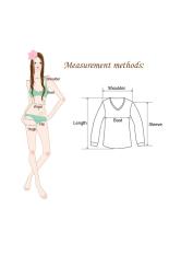 SuperCart Lady Women's Short Sleeve Backless Flouncing T-shirt (Pink) (Intl)