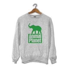 Sweater - Animal Planet - Abu-Abu BASIC CLOTHING