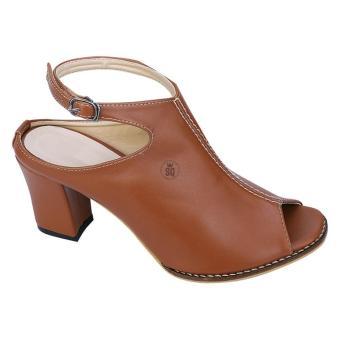 Syaqinah Sepatu Wanita - Tan