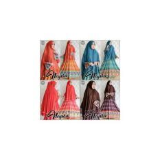 Syari/Busana Muslim/Baju Gamis Neysha