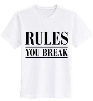 Sz Graphics T Shirt Pria/Kaos Pria Lets Go Party /T Shirt Fashion/