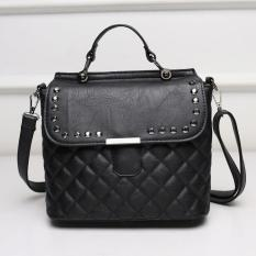 Tas Fashion Import 43333 Black Studded Elegan